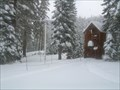 Image for Bear Valley Ski Area Snow Gauge and Weather Station - Bear Valley Ski Area, California