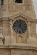 Image for Relógio da Basílica de Nossa Senhora do Rosário - Fátima, Portugal