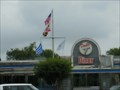 Image for Double T Diner Nautical Flag Pole - Annapolis, MD