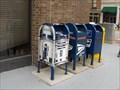 Image for R2-D2 Mailbox near the Old State Capitol - Springfield, IL