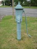 Image for Eltisley  Village pump  -Cambridgeshire