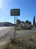 Image for Martinez, CA - Pop 36.348