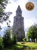 Image for No. 710, Rozhledna Haj u Ase - Hainberg, CZ