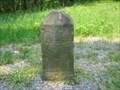 Image for USCGS West Line Stone (254), 1767 & 1883, Pennsylvania-West Virginia