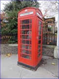 Image for Red Telephone Box - Queen's Gate, Kensington Road, London, UK