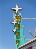 Image for West Theatre - Neon - Grants, New Mexico, USA.