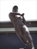 "Image for Henry Louis ""Hammerin Hank"" Aaron - Turner Field, Atlanta, GA"