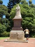 Image for Queen Victoria—Kings Park, Perth, Australia.