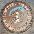 Image for Expo 93 Manhole Cover  -  Daejon, Korea