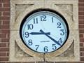 Image for Post Office Clock - Creston, BC