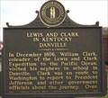 Image for Lewis and Clark in Kentucky / Danville, Danville, Boyle County, Kentucky