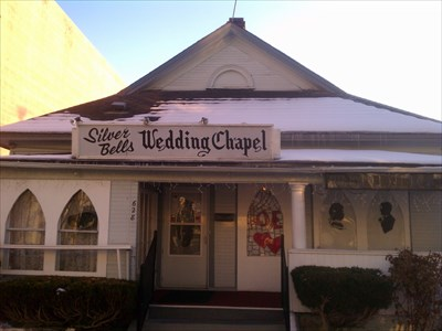 Silver Bells Wedding Chapel Reno Nv Chapels On Waymarking