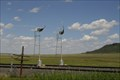 Image for Semaphore signaled ATSF -- nr Wagon Mound NM