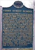 Image for Ferry Street School - Niles, Michigan