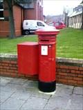 Image for Victorian Pillar Box, College Road, Bangor, Wales