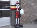 Image for Gearhead Muffler Man - Paco's Tires & Muffler - Springdale AR