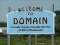 Image for Welcome to Domain MB