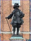 Image for William III Statue - Kensington Palace, London, UK