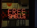 Image for Free Smells  Neon Sign - Old Town - Kissimmee, Florida