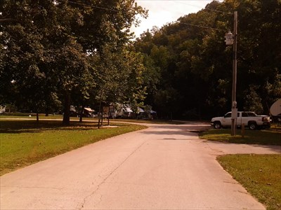 Campground 2 at RRSP, by MountainWoods