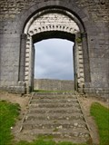 Image for Newcastle Castle - Ruin - Bridgend, Wales, Great Britain.