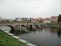 Image for OLDEST -- bridge in country, Pisek, Czech Republic