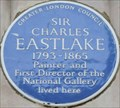 Image for Sir Charles Eastlake - Fitroy Square, London, UK