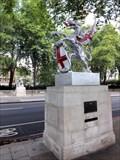 Image for City of London Boundary Marker - Victoria Embankment, London, UK