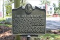 Image for The Holden House