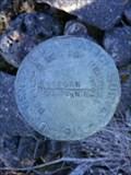 Image for USGLO 42L Border Monument '109M' - Oregon/California