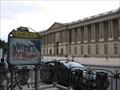 Image for Station de Metro Louvre-Rivoli - Paris, France
