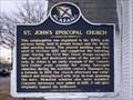 Image for St. John's Episcopal Church - Tuscumbia, AL