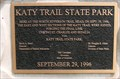 Image for Katy Trail State Park - North Jefferson, MO