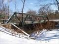 Image for Cemetery Lane Bridge. Tompkins county NY