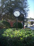 Image for Purple Heart Park Clock - Dunedin, FL