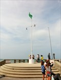 Image for Flag Pole - Arromanches, France
