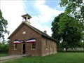 Image for Scotch Settelment School - Greenfield Village - Dearborn, Michigan, USA
