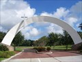 Image for Calvary Catholic Cemetery Arch - Clearwater, FL