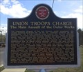Image for Union Troops Charge - Selma, AL