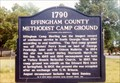 Image for 1790 Effingham County Methodist Camp Ground