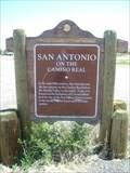 Image for SAN ANTONIO - Historical Marker