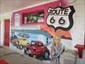 Image for Burger Hut Mural - Needles, CA