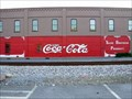 Image for First Coca-Cola Wall Sign-Cartersville, GA.
