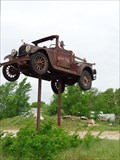 Image for Rusty Car - Red Oak's II - Carthage, Missouri, USA.