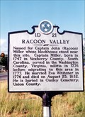 Image for Racoon Valley-1D 21-Maynardville