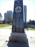 Image for Afghanistan-Iraq War Memorial - Coventry Gardens, Windsor, Ontario