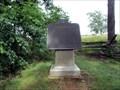 Image for Ward's Brigade - US Brigade Tablet - Gettysburg, PA