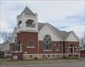 Image for OLDEST Church Congregation -- Wilson KS