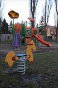 Image for Playground on Kastielska street - Bratislava, SVK