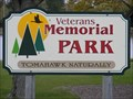 Image for Veterans Memorial Park - Public Playground - Tomahawk,WI